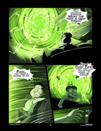 Quagmire Into The Multiverse 1