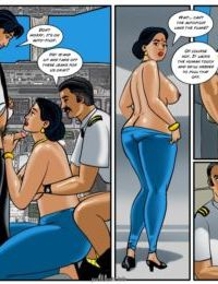 Velamma- Cocks in the cockpit - part 2