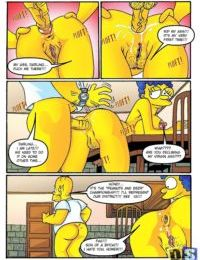 Simpsons- Marge's Surprise
