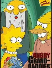 Simpsons- Angry Grand-Daddies