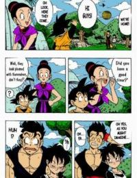 Garland- Dragon Ball H - part 2
