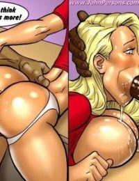 2 Hot Blondes Hunt For Big Black Cocks - part 3