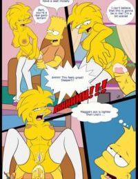 Los Simpsons- Costumbres 2- Croc