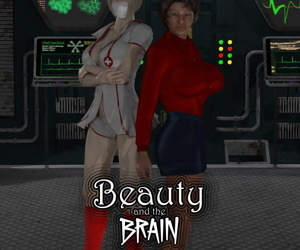Metrobay- Beauty and the Brain #1- Tecknophyle
