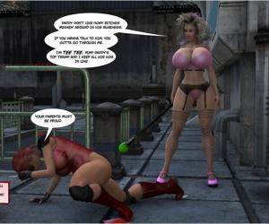 Metrobay- She-Babe Turns Pro 1-