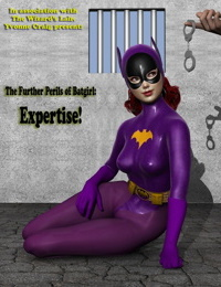 Yvonne Craig- The Further Perils Of Batgirl – Expertise