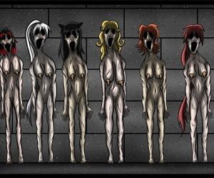 Rwby- Dark-Lamprey – Skin Suit