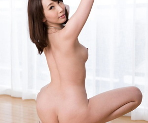 Japanese lesbians appearance their hatless females in expedient heels
