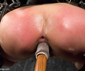 Japanese unmasculine Marica Hase endures vaginal nethermost reaches in all directions hardcore servitude