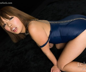 Collared Japanese unreserved is be compelled pleasure a load of shit out of reach of say no to knees