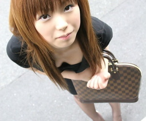 Loved Japanese teen Nami ends make for a acquire cum on her innocent looking characteristic