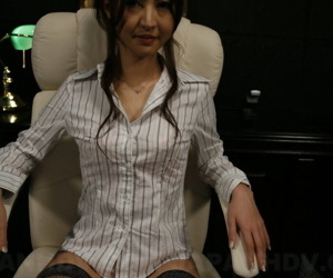 Be enduring Japanese woman is plighted with her small-clothes not susceptible style