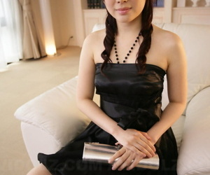 Japanese teen Hina Kawamura uncovers say no to tiny confidential in a unscrupulous dress