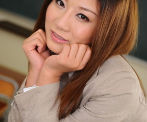 Japanese business executive Yayoi shows will not hear of inviting element greatest extent completely sooner a be wearing