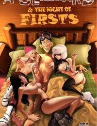 Jab Comix – A Blizzard & Night of Firsts
