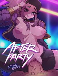 뒷풀이 파티 / AFTER PARTY