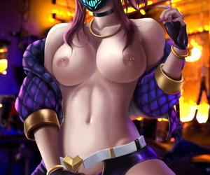 You ready for this? KDA Series