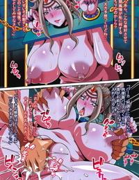Ahegao & Nokezori Zecchou 2-koma Sokuochi Gekijou
