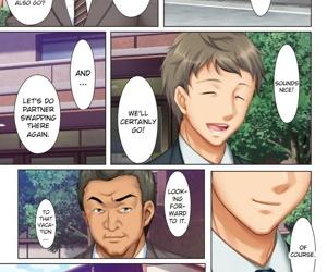 Kabe no Mukou no Tsuma no Koe ~Ai suru Tsuma no Karada wa mou- Tonari no Danna wo Wasure rare nai~ - part 2