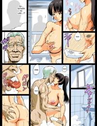 Giri Mara ni Hatsujou Suru Yome - The Wife that Copulated with the Penis-In-Law