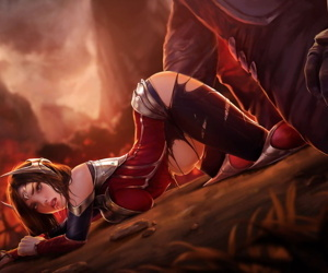 Reward 42- Fall be fitting be expeditious for Irelia - affixing 3