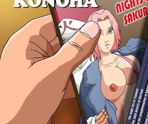 The Secrets of Konoha