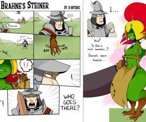 Queen Brahnes Steiner