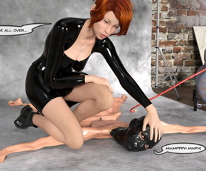 Deflating Mistress & Inflating Mistress