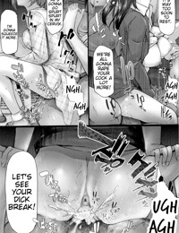 TR Gyaku Chikan Senyou Sharyou - Female Molester Train Chapter 1 - part 2