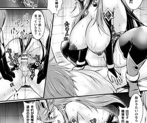 2D Comic Magazine TS Akuochi Nyotaika Shita Seigikan-tachi ga Akuten Acme! Vol. 2 - part 3
