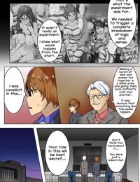 Kangoku Zemi Kanshu ni Zettai Fukujuu o Shiirarete... Ch.6