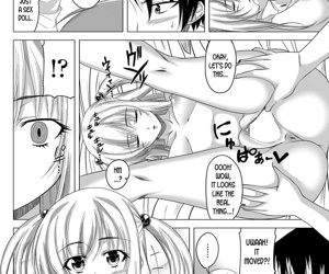 Sexaroid Girl Ch.1-2