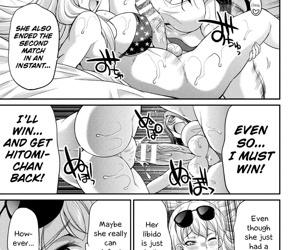 Futanarijima ~The Queen of Penis~ Ch. 3