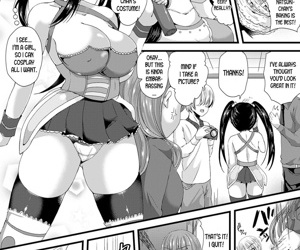 Nyotaika Shite OtaCir no Hime ni Naru - Turn into a girl and become the otaku circles princess