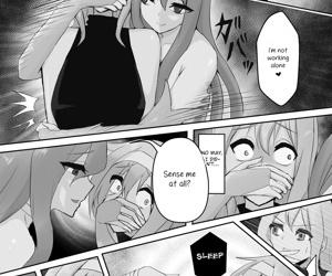 Jingai Lez Rape ~Succubus Hen~