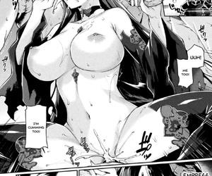 Kuroinu II ~Inyoku ni Somaru Haitoku no Miyako- Futatabi~ THE COMIC - Kuroinu II ~Corrupted Town Stained With Lust~ THE COMIC Ch. 1