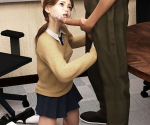 Evie- the trainee