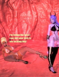Succubus Vs Sluts 2