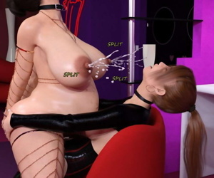 Futa Breeding Slave serge3dx - part 2