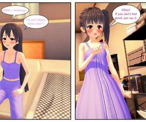 Sister Swap - part 2