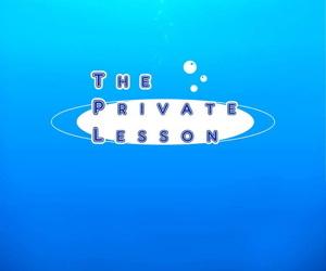 The Private Lesson - part 1932