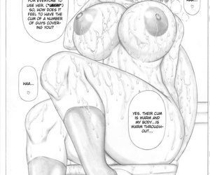 Angels stroke 52 Okuchi Shibori 2 - part 680