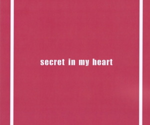secret in my heart - part 1110