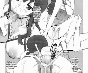 Saori Ojousama no - part 2265