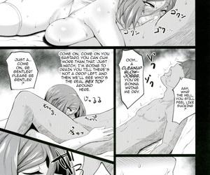 Akirame ga Warui Shoubun de na - No One Likes a GIRL Who Surrenders - part 301