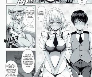 Sakuya ga Mizugi ni Kigaetara - Because Sakuya Changed into a Swimsuit - part 653
