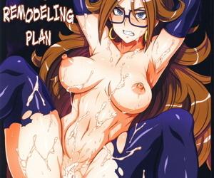 21-gou Kaizou Keikaku - Android 21's Remodeling Plan - part 992