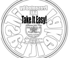 Take it Easy! - part 1864