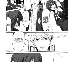 Persona 4: The Doujin #3 #4 english ccgrascal - part 1330