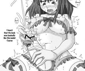 Gensoukyou Futanari Chinpo Wrestling - Reimu VS Marisa - part 1061